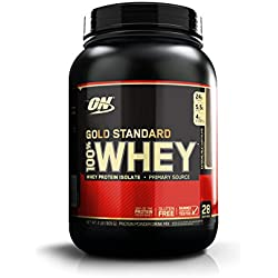 Two Optimum Nutrition Gold Standard 100% Whey Chocolate 5lb