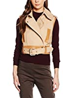 Belstaff Chaleco Harwell (Nude / Camel)