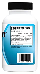 Atrafen - Powerful Fat Burning And Appetite Suppressant Diet Pill System Lose Weight Quickly And Easily With No Side Effects by Nutratech