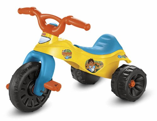 Fisher-Price Go, Diego, Go Tough Trike