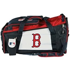 Boston Red Sox Logo Merchandise Red Sox Duffle Bag
