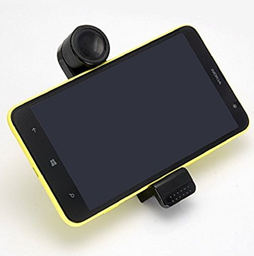 Cell Phone Holder Vent Mount Cradle for Cars works great For all Iphones 6/5s/5/4s/4, Universal For Smartphones Samsung Galaxy S6/ S5/S4/S3, Samsung Galaxy Note 4/3/2, HTC One, Nexus 4, Lg Nexus 4, Nokia Lumia 920