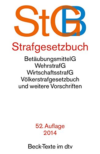 Buchseite und Rezensionen zu 'Strafgesetzbuch StGB' von Thomas Weigend