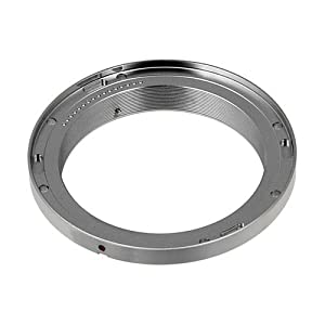 Fotodiox 11-Leica-R-Sony-A-Pro Pro Leica R Replacement Mount for Sony A-Series Alpha Digital SLRs Fits Sony
