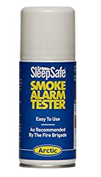 Smoke Alarm Tester Spray: PH043A from Arctic