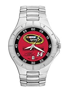 Tony Stewart 2011 NASCAR Sprint Cup Champion Mens Pro II Watch with Stainless Steel... by Logo Art