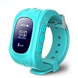 2016 kid Watch Smart Q50 GPS emplacement SOS appel montre-bracelet sécuritaire Finder localisateur Tracker montre pour enfant Kid Anti perdu moniteur bébé