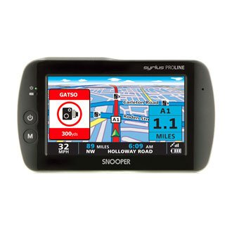 TRUCKMATE S2000 Syrius with truck specific satellite navigation (Including Free