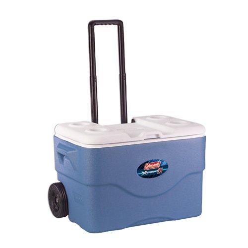 Beverage Cooler On Wheels front-36315