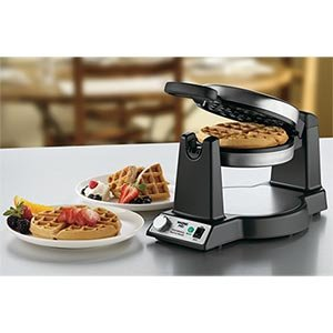 Waring Pro Stainless Steel single Belgian Waffle Maker WWM450PC from Waring Pro
