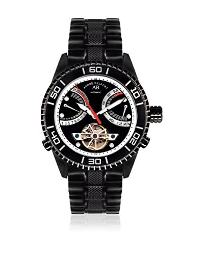 André Belfort Orologio Automatico Voilier Ip Nero 43 mm