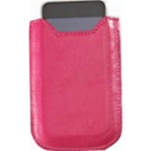 Graphic Image Brights Luxurious Leathers Pink iPhone Case