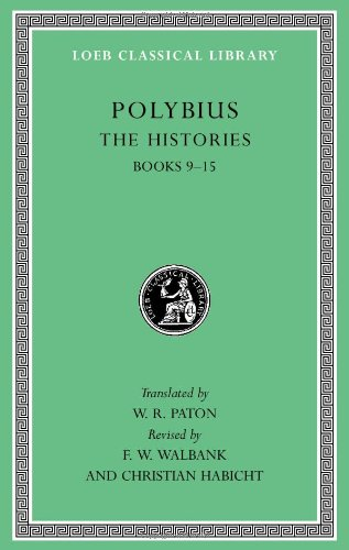Histories: 4 (Loeb Classical Library)