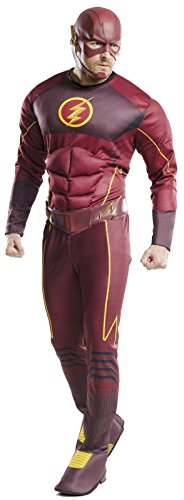 rubies-costume-co-mens-flash-deluxe-costume-multi-standard