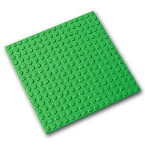 レゴブロックパーツ プレート 16 x 16:[Bt,Green / ブライトグリーン]【並行輸入品】