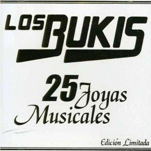 Los Bukis 25 Joyas Musicales Edicion Limitada - Los Bukis 25 Joyas