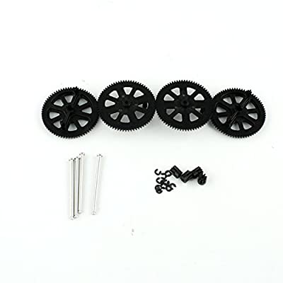 Apple House Store Parrot AR Drone 2.0 Motor Pinion Gears & Shaft Set Replacement DIY AH