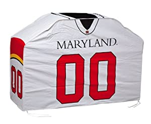 """NCAA University of Maryland Football Jersey Style Grill Cover 60"""""""