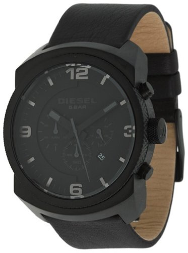 Diesel Men's DZ4257 Advanced Black Watch