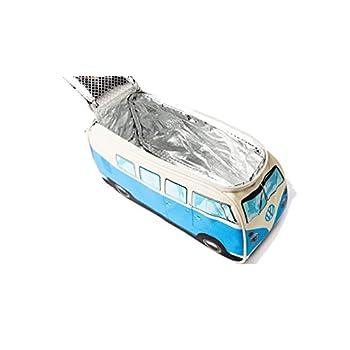VW Volkswagen T1 Camper Van Lunch Bag - Blue - Multiple Color Options Available