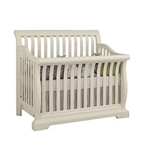 Munire Sussex Crib, Vanilla