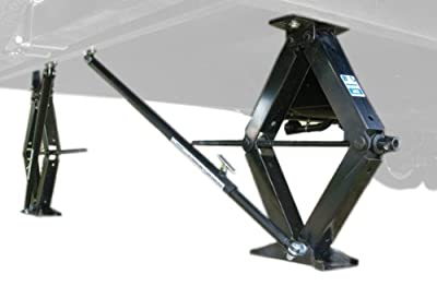 Happijac 191023 Short Jack Stabilizer 5th Wheel Kit - Set of 6