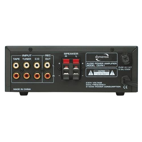 Dynavox CS-PA1 Mini-Verstärker