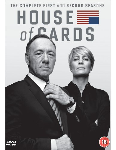 House of Cards - Season 1-2 (Exclusive to Amazon.co.uk) [DVD]