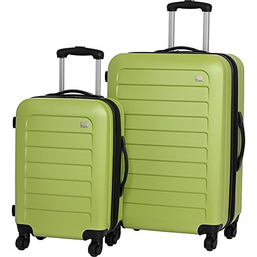 it-luggage-groove-max-hardside-2-piece-set-bright-chartreuse