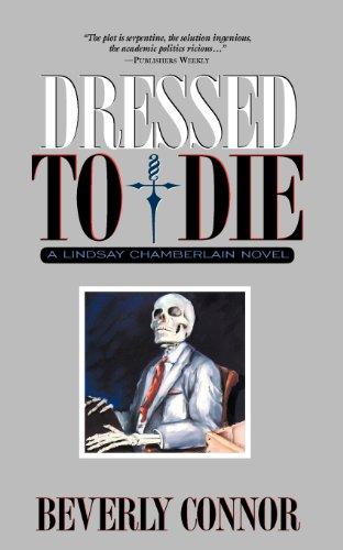Dressed To Die: A Lindsay Chamberlain Novel