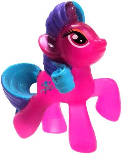 My Little Pony Friendship is Magic 2 Inch PVC Figure Series 7 Ribbon Wishes - 1