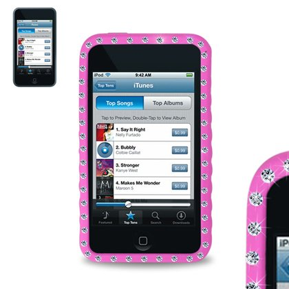 Compatible Models: Apple iPod Touch 3G 8GB 32GB 64GB