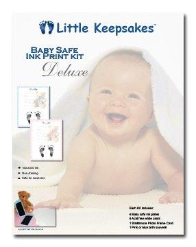 Deluxe Baby Ink Print Kit