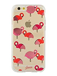 Sonix Flamingos iPhone 6 / 6s Case, Clear/Pink, iPhone 6/6S