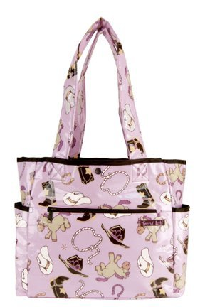 Diaper Bag - Rodeo Princess Tulip Tote - by Trend Lab - 104408