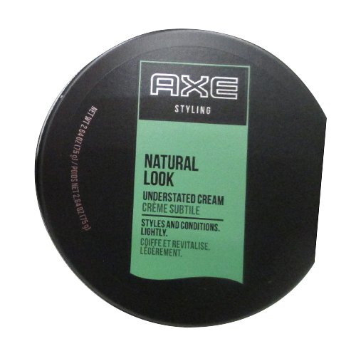 Axe  Styling Cream, Natural, Understated Look, 2.64Ounce (Pack of 2) (Axe Full Control compare prices)