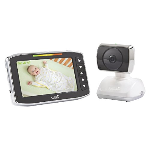 Summer Infant Full View 5-Inch Pan/Scan/Zoom Video Monitor - 1