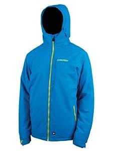 Protest Men's MIX boardjacket  - Magic Blue, Large (Old Version)
