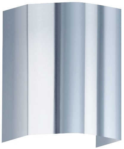 Air King Arase 33-1/2 Inch Aragon Series Chimney Extension, Stainless Steel Finish