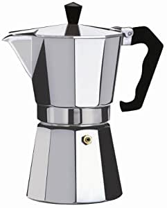 Continental Electric Coffee Maker How To Use : Espresso Coffee Maker Continental Stove Top Cafetiere Pot Jug Percolator Taste 6 Cups: Amazon.co ...