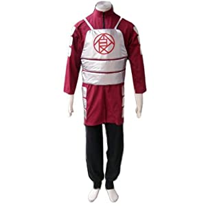 CTMWEB Japanese Anime Naruto Cosplay Costume - Akimichi Choji V2 Set Kids Small