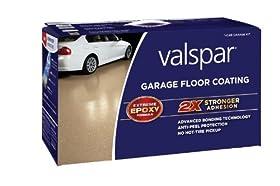 Valspar (1081021) Tan Garage Floor Coating Kit - 1 Gallon