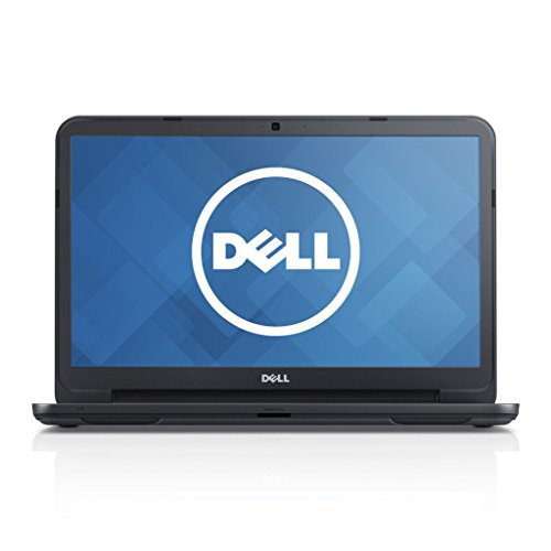 Dell Inspiron 15.6-Inch Laptop Intel Celeron Processor, Black