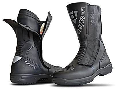 Daytona Travel Star botte de moto Pro noir