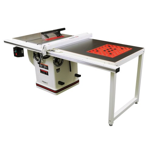 JET 708679PK 5HP 1PH 50-Inch Deluxe Xacta Saw with Downdraft Table