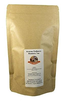 Ananas Erdbeere Rooibos Tee Naturideen® 100g von Naturideen - Gewürze Shop