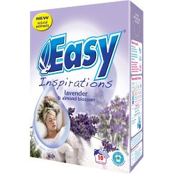 Easy Inspiration Lily 3 in 1 Bio 750ml + 33% Sicilian Lemon & Water x 3