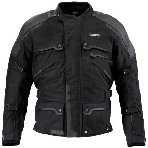 CONNECT gERMOT veste de moto noir taille xL