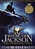 The Demigod Files (Percy Jackson) Film tie-in edition by Riordan, Rick published by Puffin Books (2009) [Paperback]