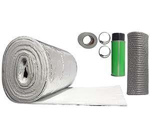 Rockford Chimney Supply Chimney Liner Insulation Blanket